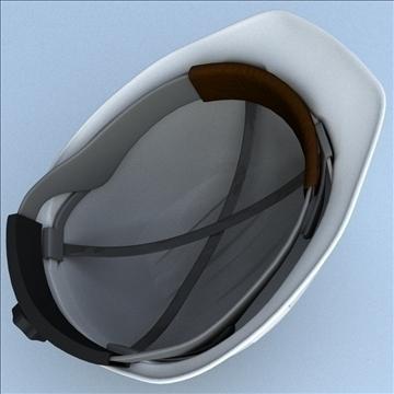 apsauginis šalmas apsauginis šalmas 3d modelis 3ds max lwo hrc xsi obj 110350