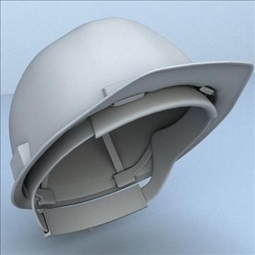 apsauginis šalmas apsauginis šalmas 3d modelis 3ds max lwo hrc xsi obj 110352
