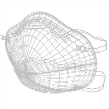 légzésvédő maszk 3d modell 3ds max lwo hrc xsi obj 99685
