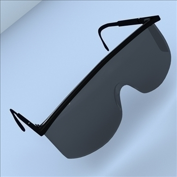 safety glasses 3d model 3ds max lwo hrc xsi obj 98506