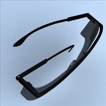 safety glasses 3d model 3ds max lwo hrc xsi obj 98510