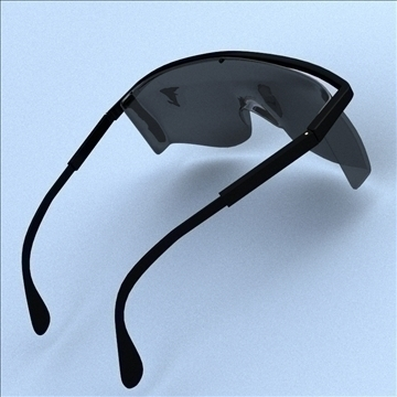 safety glasses 3d model 3ds max lwo hrc xsi obj 98511