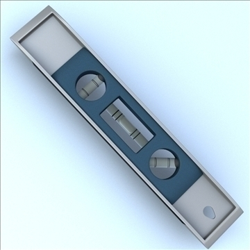 torpedo level 3d model 3ds max fbx lwo hrc xsi obj 111042