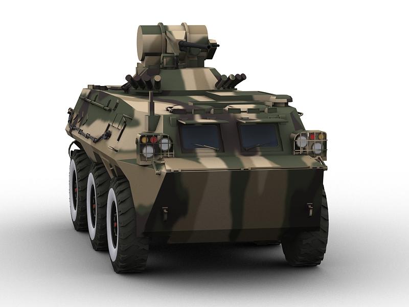 pla zsl92a 3d model 3ds max dxf dwg fbx obj 147016