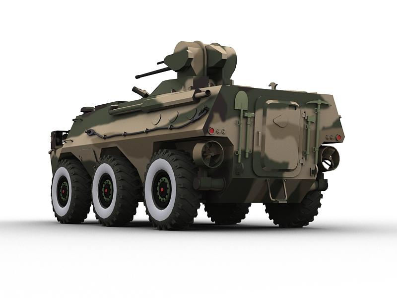 pla zsl92a 3d model 3ds max dxf dwg fbx obj 147020