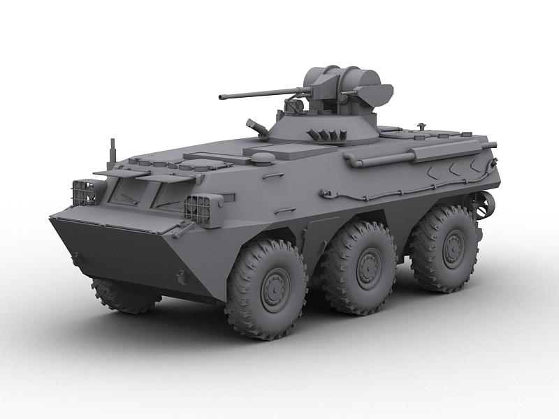 pla zsl92a 3d model 3ds max dxf dwg fbx obj 147022