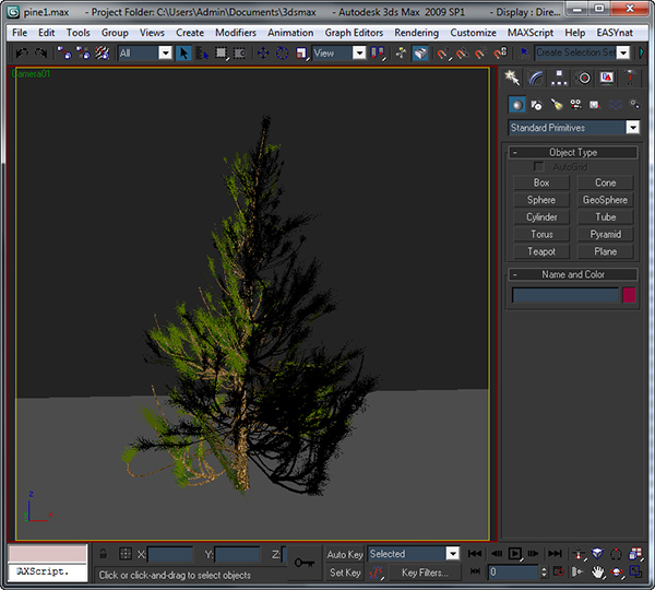 gameready low poly tree pack 2 (aleppo pine) 3d model 3ds max fbx c4d x ma mb texture obj 131676