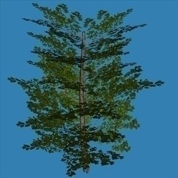 arbre 2 3d model 3ds 98804