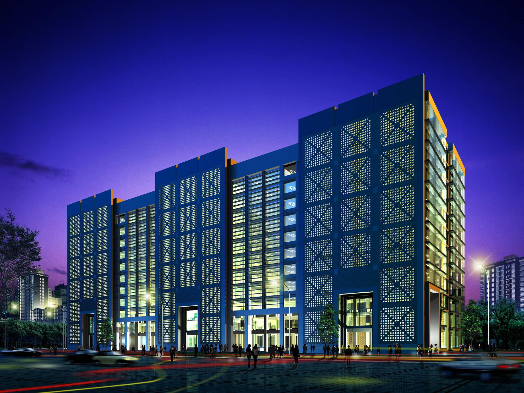 عمارت 056 3D ماڈل زیادہ سے زیادہ 133554