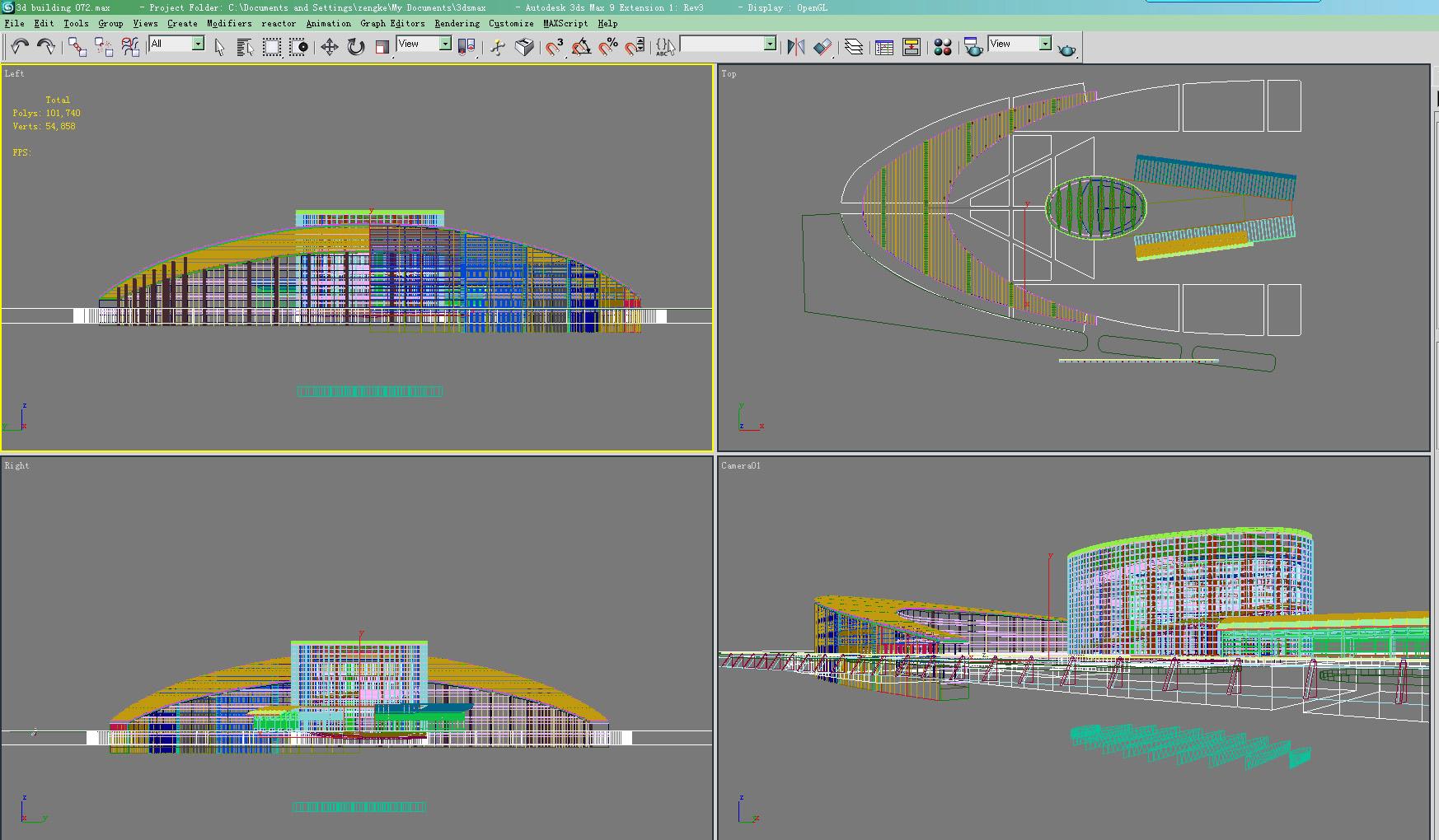 building 072 3d model max 133603