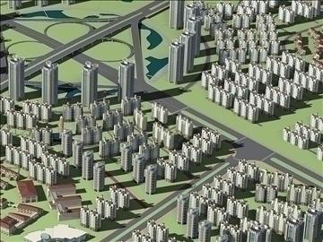 urban design 022 3d model 3ds max 91132