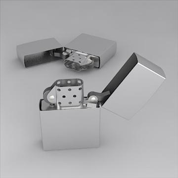 lighter 3d model 3ds 3dm obj other 100179
