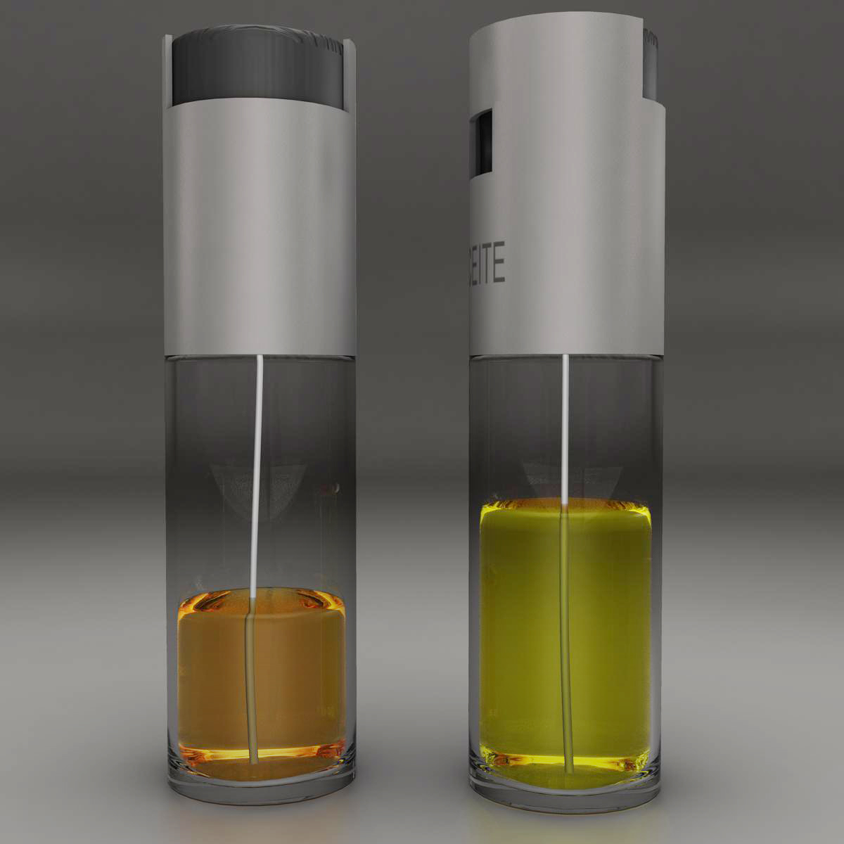 oil and vinegar 3d model 3ds max fbx c4d ma mb obj 159376