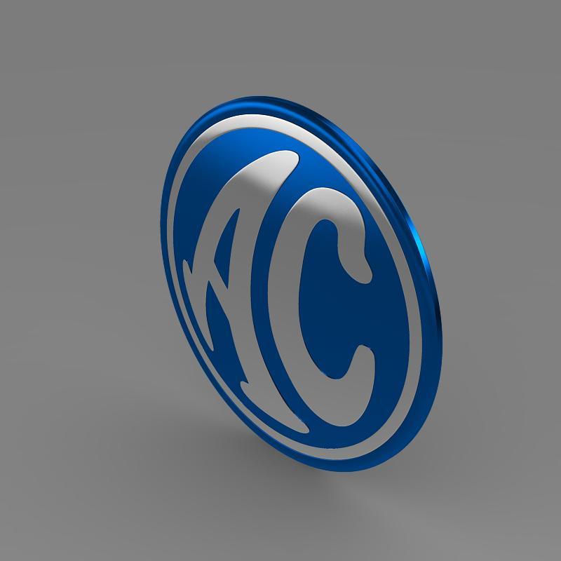 ac logo 3d model 3ds max fbx c4d lwo ma mb hrc xsi obj 152208