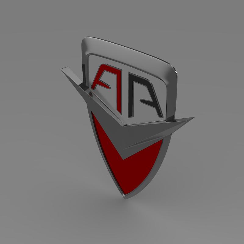 arrinera logo 3d model 3ds max fbx c4d lwo ma mb hrc xsi obj 152220