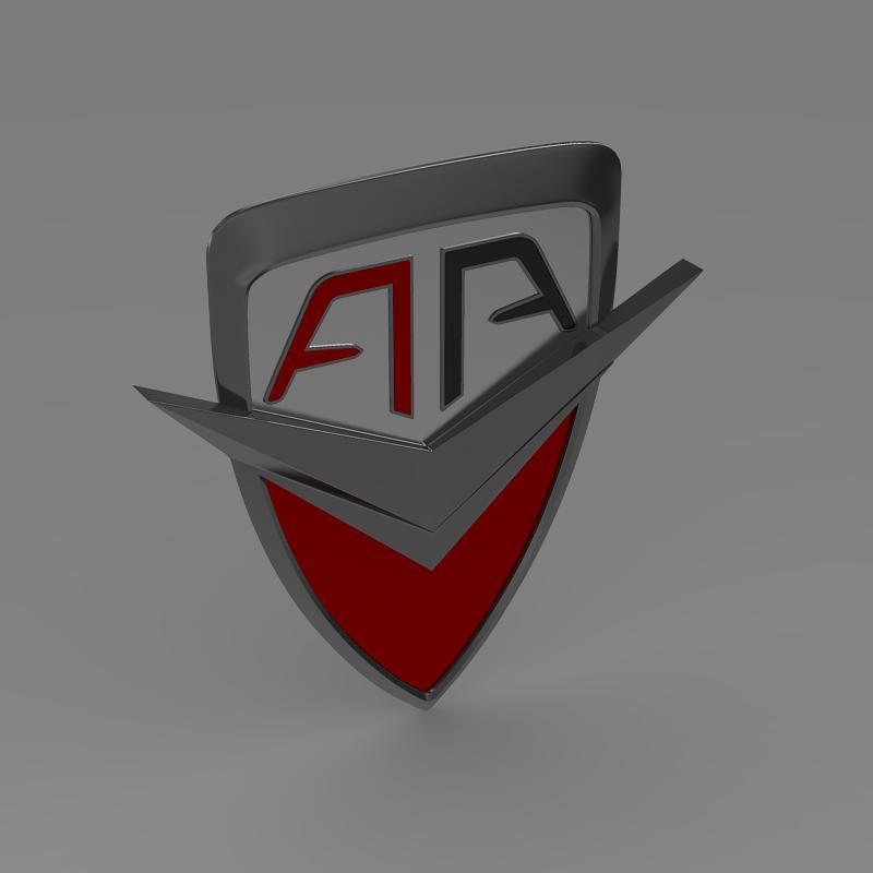 arrinera logo 3d model 3ds max fbx c4d lwo ma mb hrc xsi obj 152221