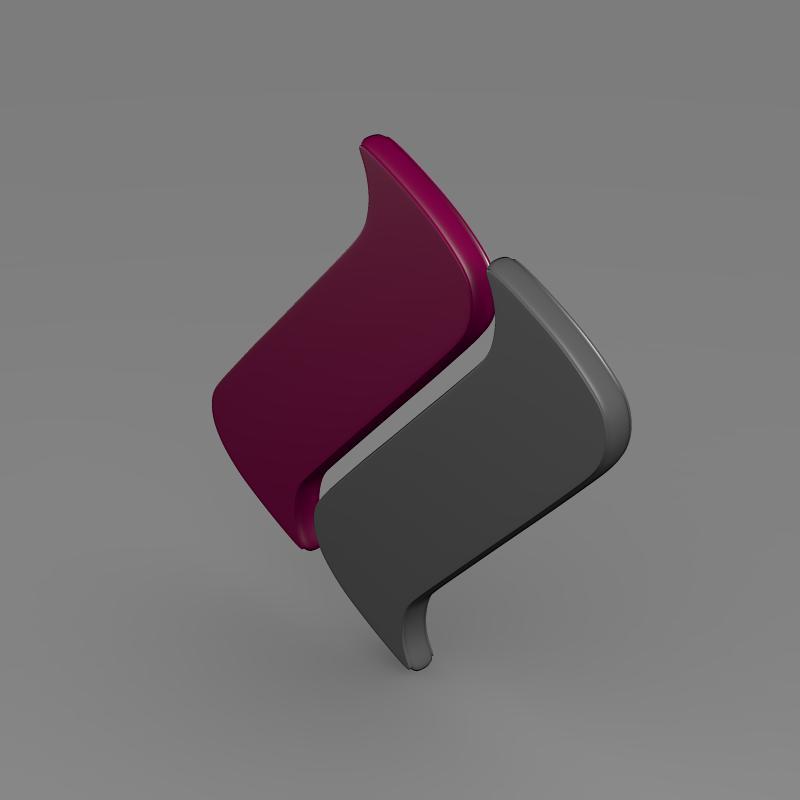 ascari logo 3d model 3ds max fbx c4d lwo ma mb hrc xsi obj 116973