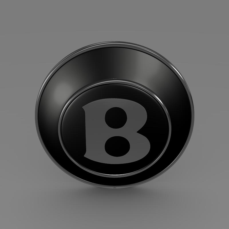 bentley wheel logo 3d model 3ds max fbx c4d lwo ma mb hrc xsi obj 151277
