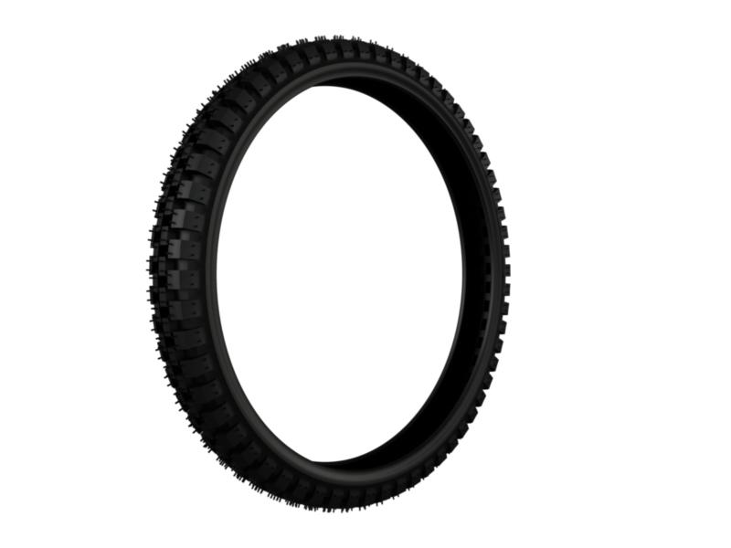 bicycle tire 3d model 3ds fbx c4d lwo ma mb hrc xsi obj 125706