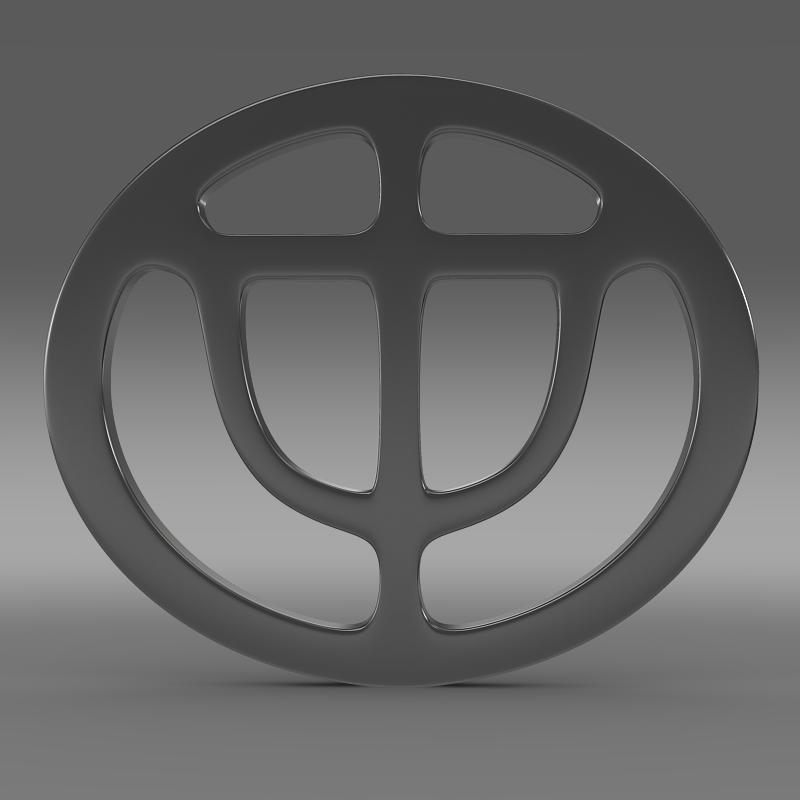 brrilliance logo 3d model 3ds max fbx c4d lwo ma mb hrc xsi obj 119046