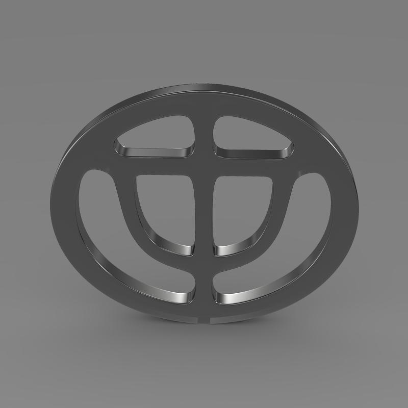 brrilliance logo 3d model 3ds max fbx c4d lwo ma mb hrc xsi obj 119049