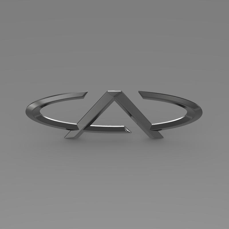 chery logo Múnla 3d 3ds max fbx c4d le hrc xsi obj 117014