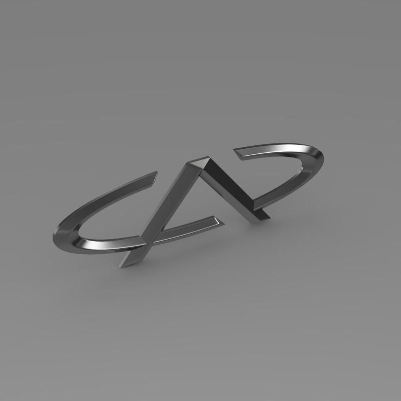 chery logo Múnla 3d 3ds max fbx c4d le hrc xsi obj 117015