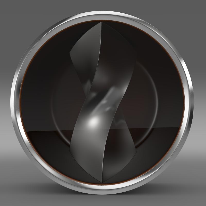 devon logo 3d model 3ds max fbx c4d lwo ma mb hrc xsi obj 117220