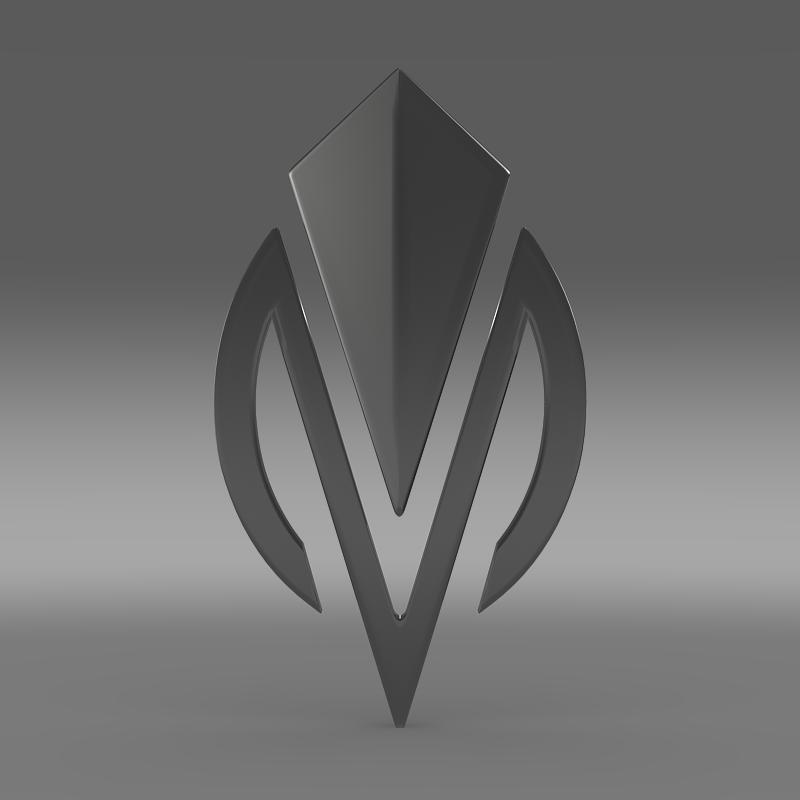 dimora logo 3d model 3ds max fbx c4d lwo ma mb hrc xsi obj 152835