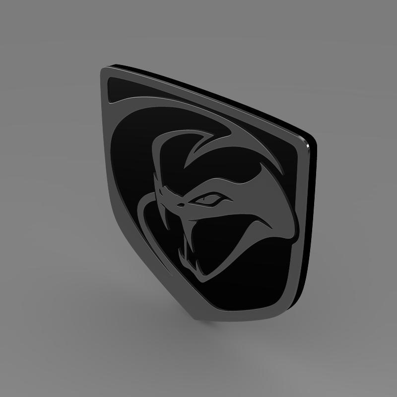 dodge viper stryker 2013 3d model 3ds max fbx c4d lwo ma mb hrc xsi obj 152296