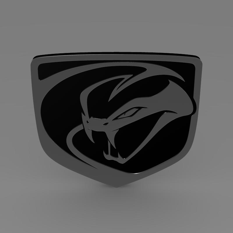 dodge viper stryker 2013 3d model 3ds max fbx c4d lwo ma mb hrc xsi obj 152298