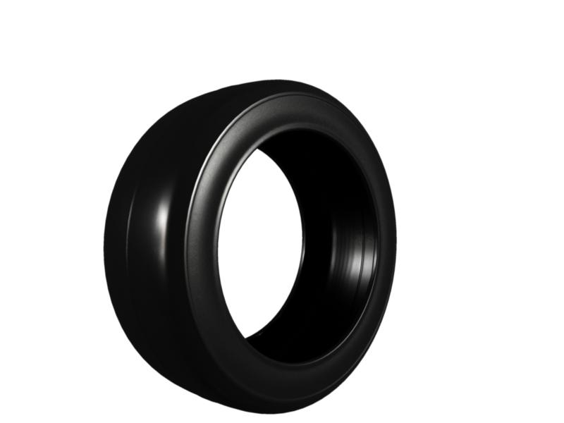 drift racing tire 3d model 3ds fbx c4d ma mb hrc xsi obj 128296