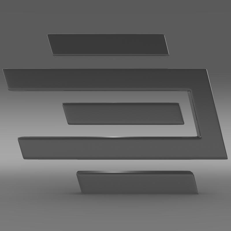 edag logo 3d model 3ds max fbx c4d lwo ma mb hrc xsi obj 117486