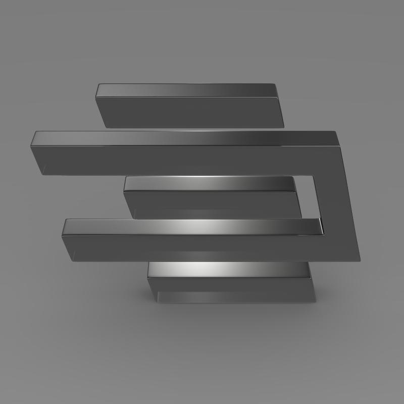 edag logo 3d model 3ds max fbx c4d lwo ma mb hrc xsi obj 117489