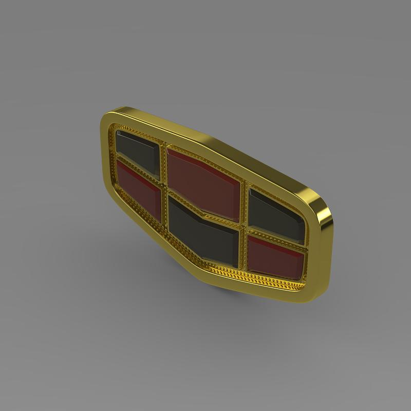 emgrand logo 3d model 3ds max fbx c4d lwo ma mb hrc xsi obj 124152