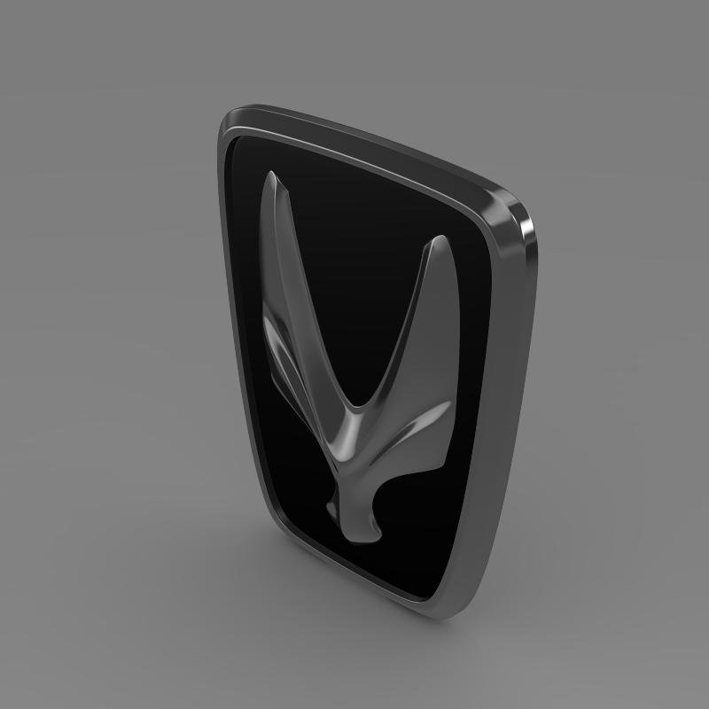 equus logo 3d model 3ds max fbx c4d lwo ma mb hrc xsi obj 152865