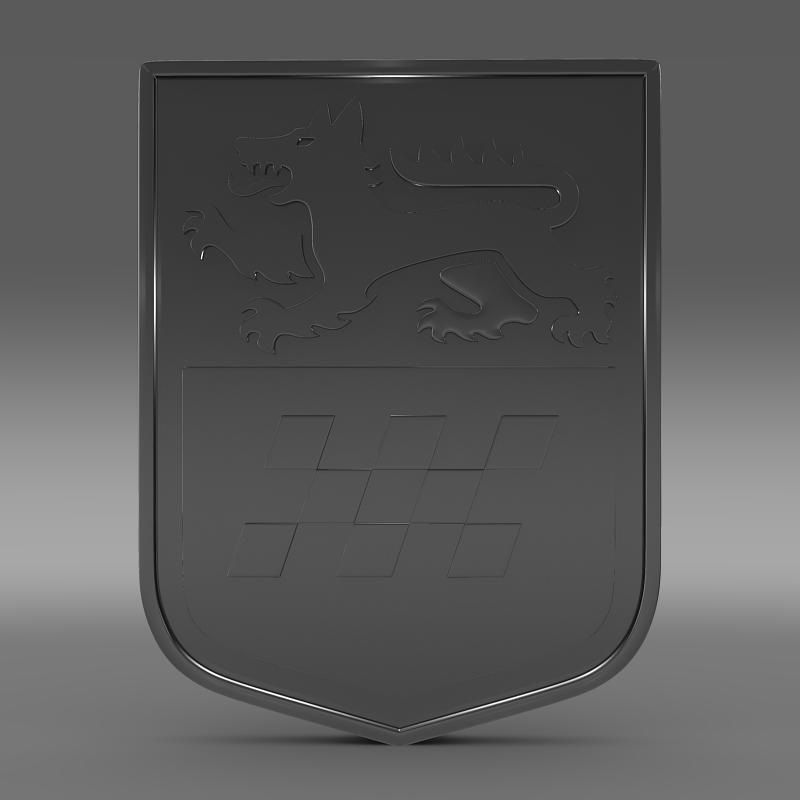 gta chrome logo 3d model 3ds max fbx c4d lwo ma mb hrc xsi obj 152323