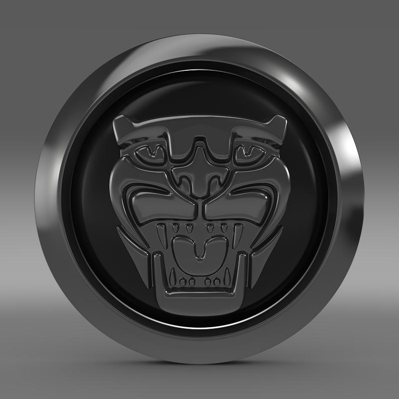 New Jaguar Symbol