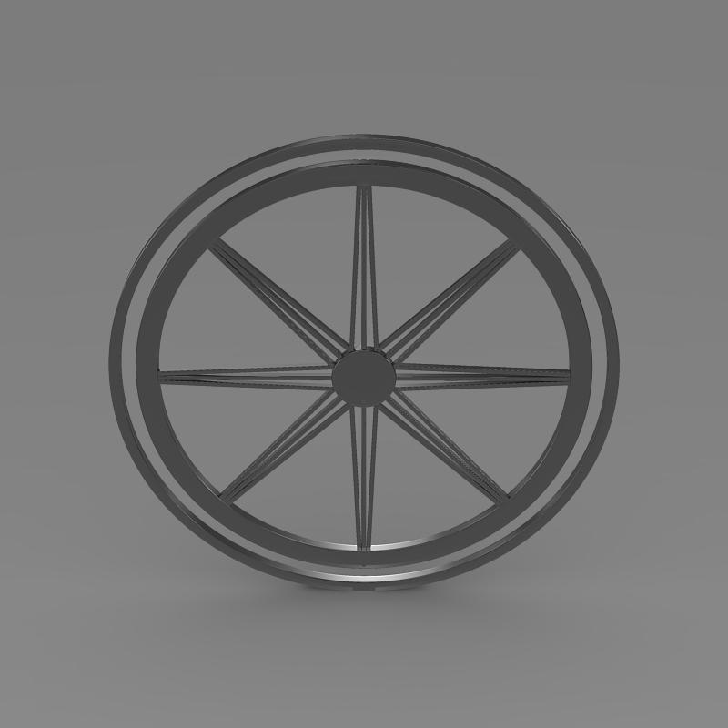 mitsuoka logo 3d model 3ds max fbx c4d lwo ma mb hrc xsi obj 152951