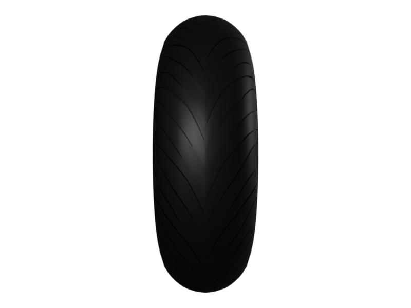 moto gp tire 3d model 3ds fbx c4d lwo hrc xsi 128389