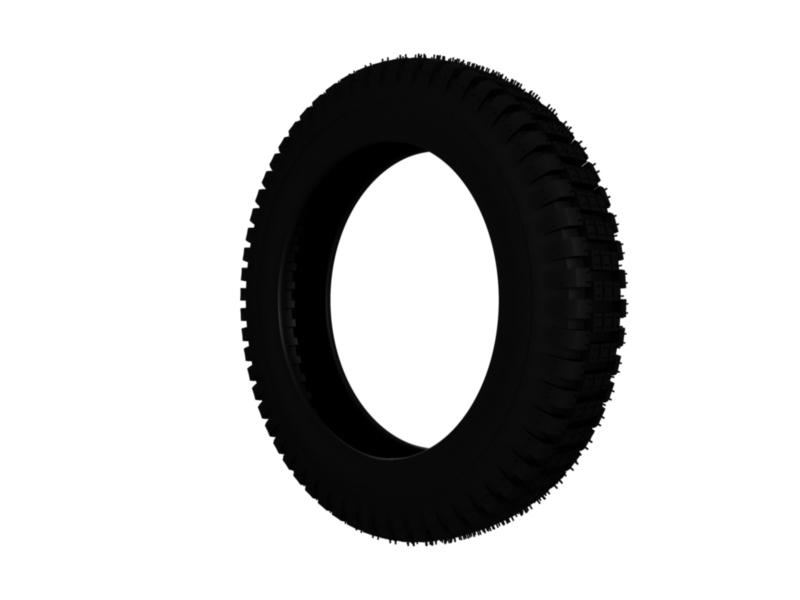 pireli lightbike tire 3d model 3ds fbx c4d lwo ma mb hrc xsi obj 128809