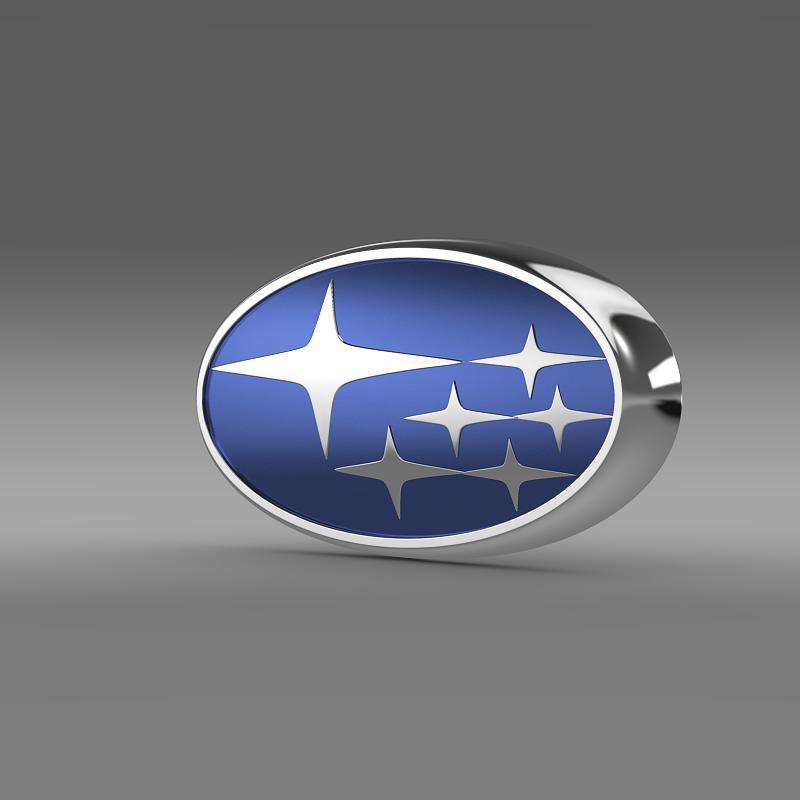 Subaru 3D Models  Hum3D