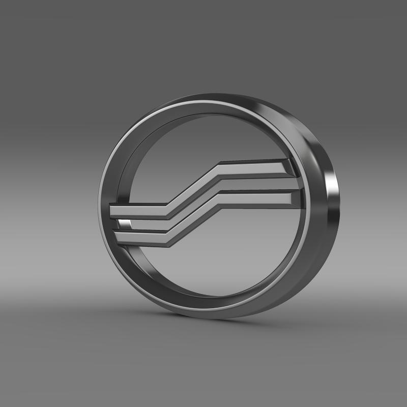 tianye logo Model 3d 3ds max fbx c4d am fwy o wybodaeth ar gyfer 121735