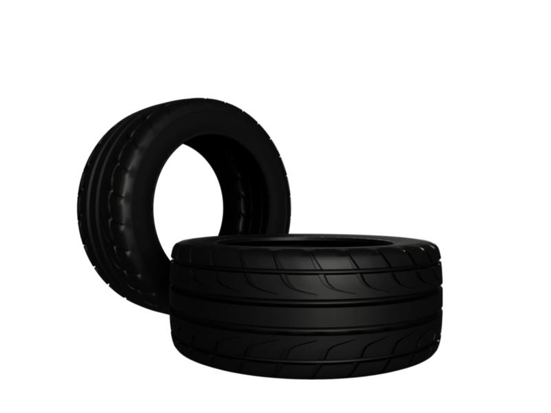 ventus rs3 tire 3d model 3ds fbx c4d lwo ma mb hrc xsi obj 128943