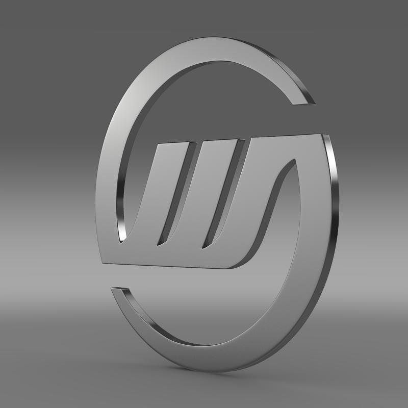 williams logo 3d model 3ds max fbx c4d lwo ma mb hrc xsi obj 153002