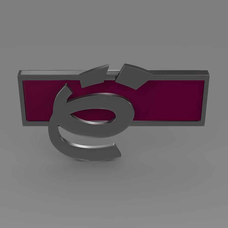 yo-mobile logo 3d model 3ds max fbx c4d lwo ma mb hrc xsi obj 117229