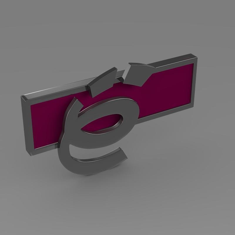 yo-мобайл лого 3d загвар 3ds max fbx c4d lwo ma mb hrc xsi obj 117230