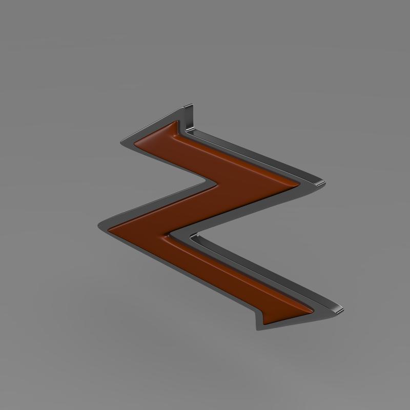 zagato logo 3d modelis 3ds max fbx c4d lwo ma mb hrc xsi obj 117902