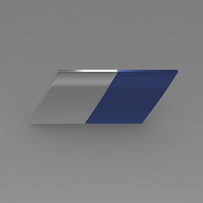 zender logo 3d model 3ds max fbx c4d lwo ma mb hrc xsi obj 117954