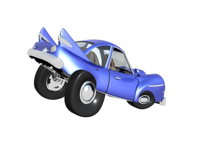 cartoon car 3d model max 114654